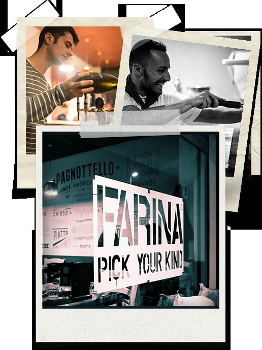 Farina pizzeria napoletana pub e paninoteca a Roma Tiburtina